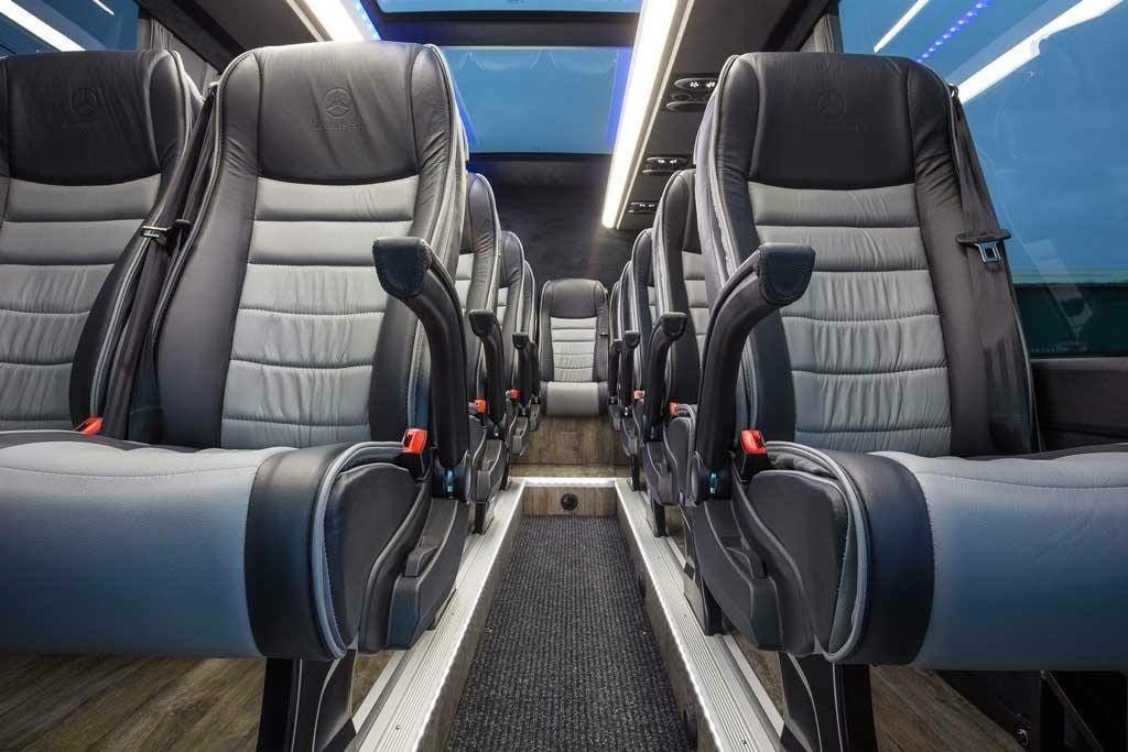 16 Seater Exec Minibus